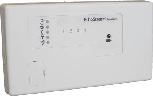 EN4204R Receiver, 4-relay, Inovonics