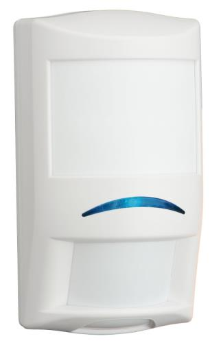ISC-PPR1-W16 Motion detector, 60ft (18m)