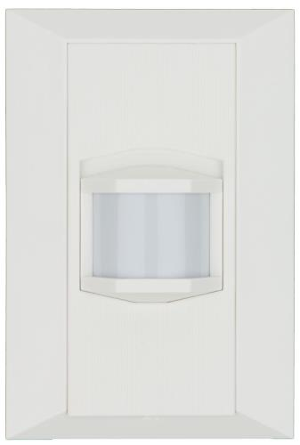 Motion detector, recessed, 30ft (9m)
