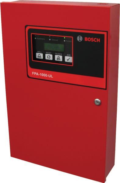 FPA‑1000‑UL Analog Addressable Fire Panel