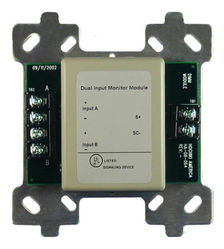 FLM-325-2I4 Dual input module for FPA-1000