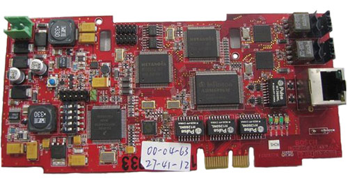 FPE-1000-NW Network card, 1-Ethernet 2-wired