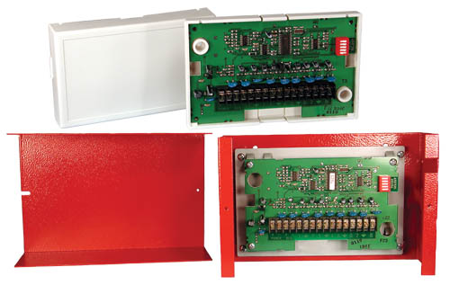 D7042/D7042B Remote modules, 8‑input