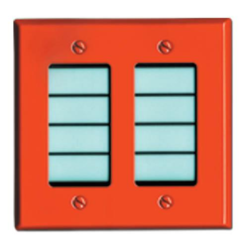 D7032 Annunciator expander, 8 LED