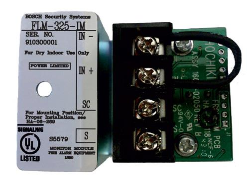 FLM-325-IM Contact monitor for mounting in backbox