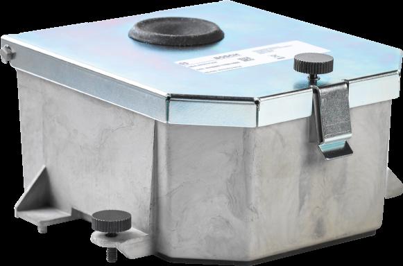 NDA-4020-PLEN Plenum box for PTZ dome