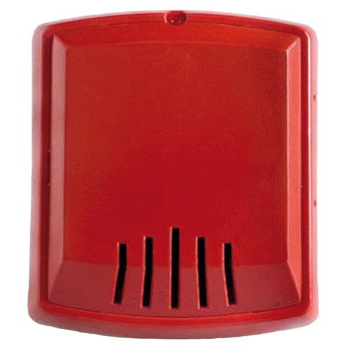 W-HNR Wall horn, 2-wire, 12/24V, red