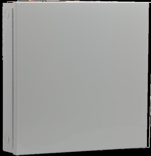 D8103 Steel enclosure, large, grey