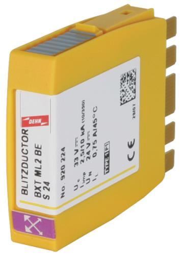 BXT ML2 BE S 24 Kombi Ableiter-Modul