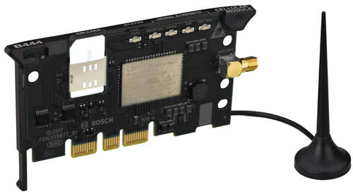 B444 Conettix Plug-in 4G LTE Cellular Communicator