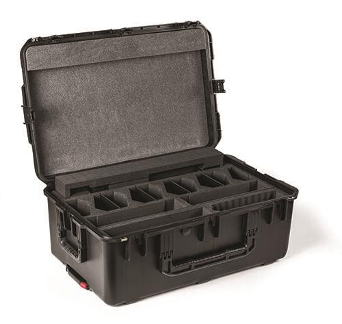DCNM-WTCD Transport case wireless sys, 10x DCNM-WD