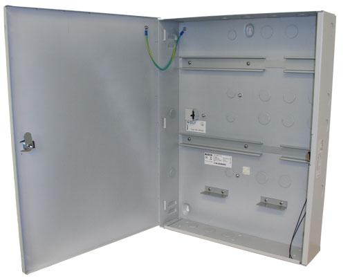 AEC-AMC2-UL2 Boîtier avec 2 rails DIN