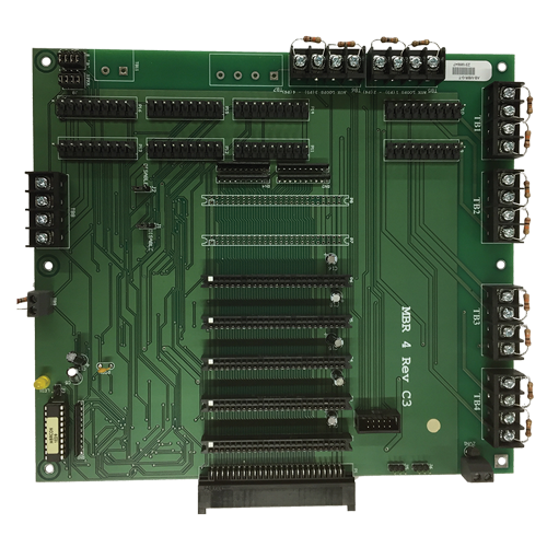 MB-MBR Mother board/remote