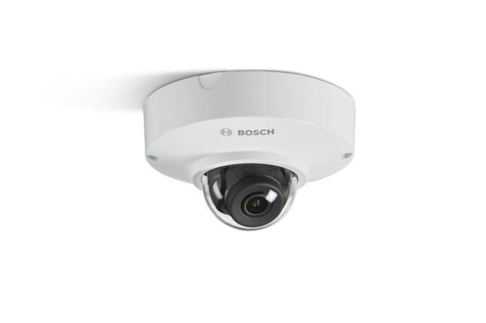 NDV-3503-F02 Dôme fixe micro 5MP HDR 120° IK08