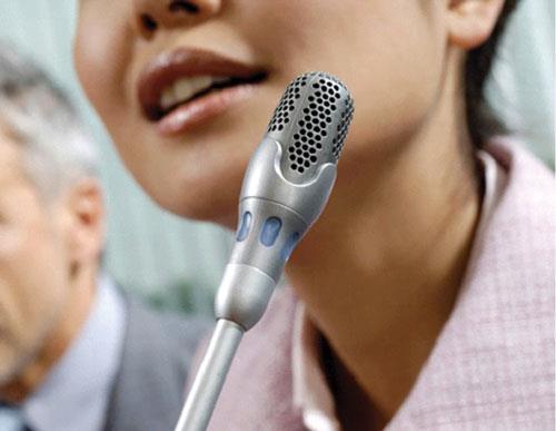 DCN-SWVAML Registro de micrófono en activación por voz