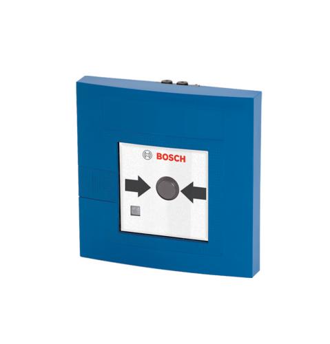FMC-210-SM-G-B Manueller Melder, einfach, blau