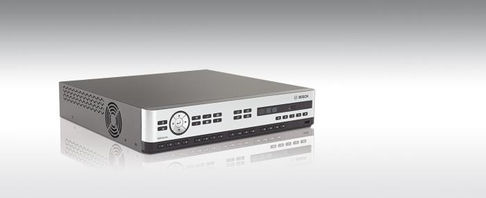 DVR-670-08A101 8 channel 4CIF/RT with DVD 1TB HDD