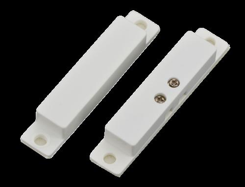 ISN-C60-W Contacto delgado rápido 9,5mm blanco 10u
