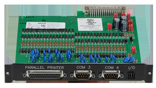 D6615 Carte de terminaison processeur