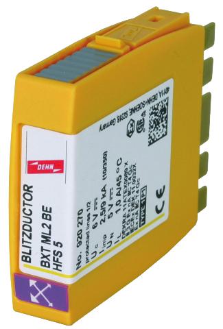 BXT ML2 BE HFS 5 Kombi Ableiter Modul