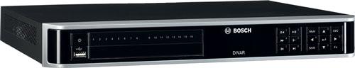 DVR-3000-08A201 Recorder 8ch, 1x2TB, DVD writer