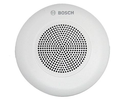 LC5-WC06E4 Ceiling loudspeaker, 6W, ABS, 2
