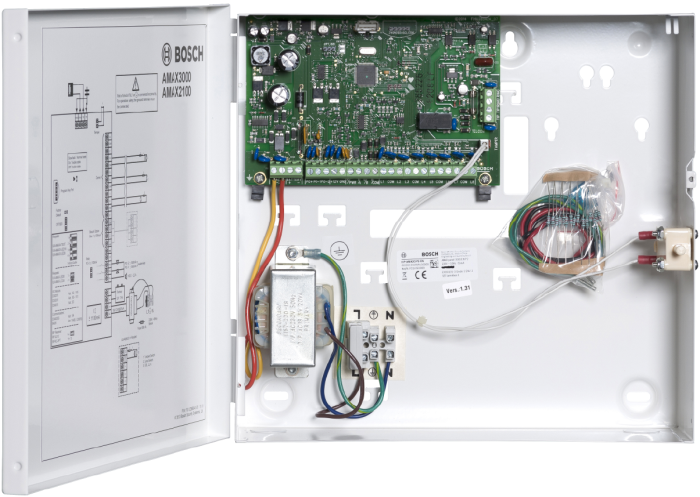 AMAX panel 3000