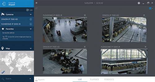 MFT-VSC Video Security Client