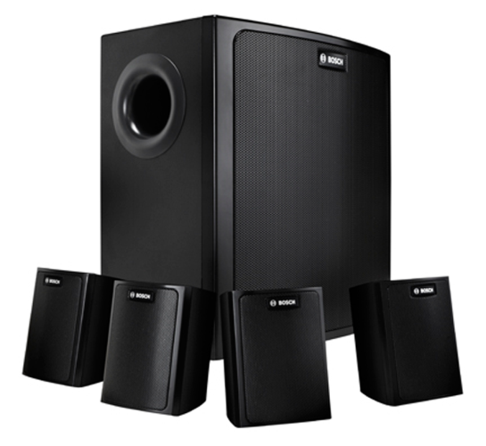 LB6-100S Compact sound speaker system