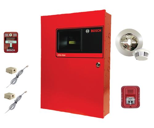 FPC-7024-FK1 Panel central de incendio, básico
