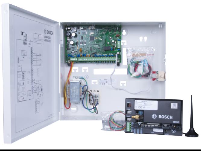 AMAX3-P2ENH Kit intrusion, fr/de/nl/pt, HSPA+