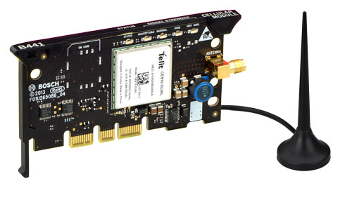 B441 Conettix Plug-in Cellular Communicator