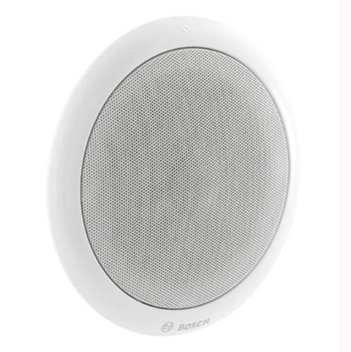 LC1-WC06E8 Ceiling loudspeaker, 6W, ABS