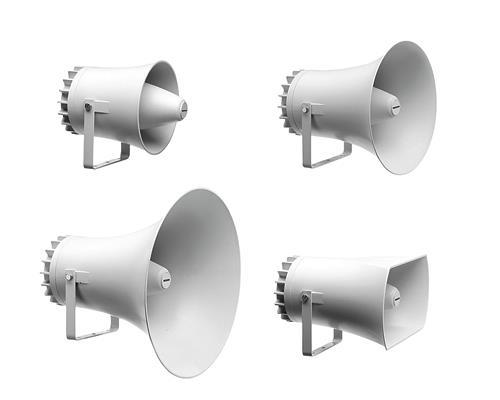 LBC340x/16 Horn Loudspeakers