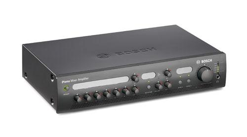 PLE-2MA240-US Priority mixer amplifier, 2-zone, 240W
