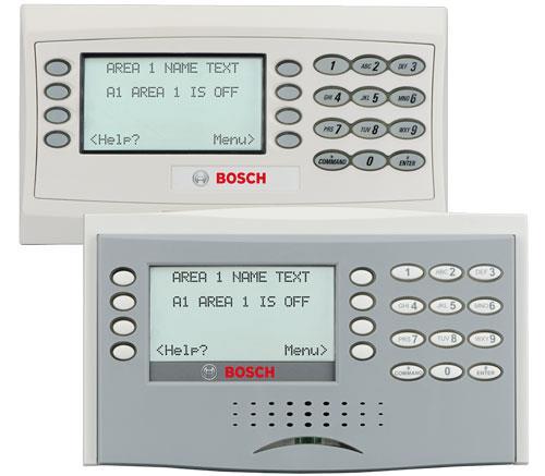 D1260Series LCD Keypads