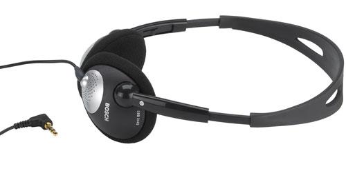 LBB3443/10 Auricular estéreo con cable resistente