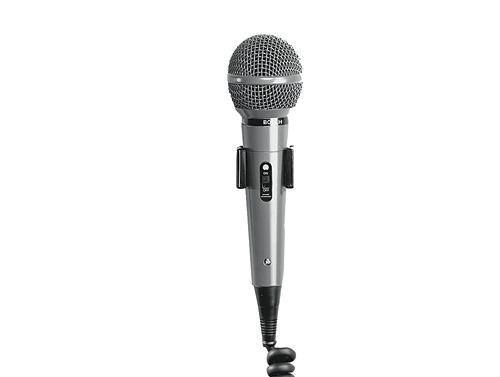 LBB9099/10 Microphone dynamique, unidirectionnel