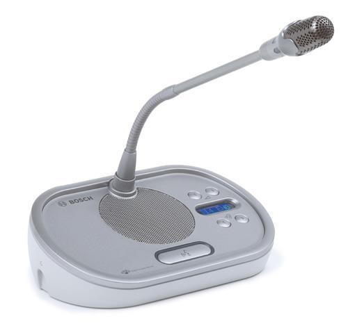DCN-DISCS チャンネルセレクタ付きディスカッションユニット