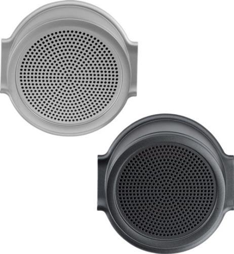 DCN-FLSP フラッシュマウントスピーカーパネル、シルバー
