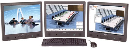 DCN‑SW 会議ソフトウェアのメインモジュール