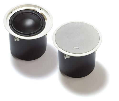 LC2-PC60G6-10 天花超低频扬声器,60W,10