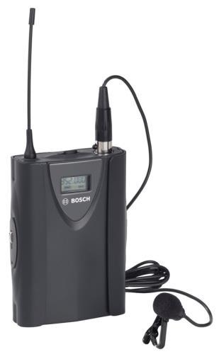 UHF 無線腰掛式發射器