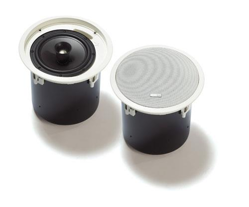 LC2-PC30G6-8 30W 天花板掛式揚聲器,8 吋