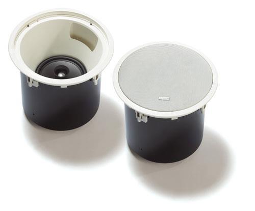 LC2-PC60G6-8H 60W 天花板掛式揚聲器,8 吋,高阻抗